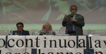 Sandro Ruotolo agli studenti catanzaresi: «La corruzione ci toglie la felicità»