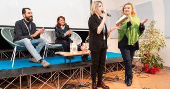 Cala il sipario su Ormeggi Festival: tre giorni di incontri, laboratori e libri