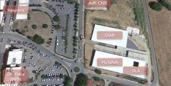 All'Unical 18 milioni di euro per il programma Star sui raggi X
