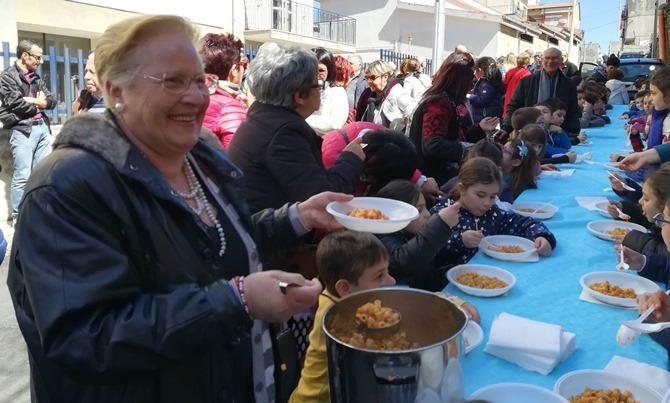 Tradizioni calabresi: pasta e ceci a San Giuseppe