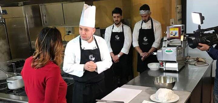 Lac tv, intervista allo chef