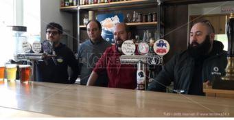Quattro amici per due passioni: la Locride e la birra artigianale