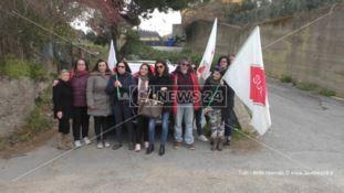 """Reggio, sciopero delle lavoratrici della casa di cura """"Villa Serena"""""""
