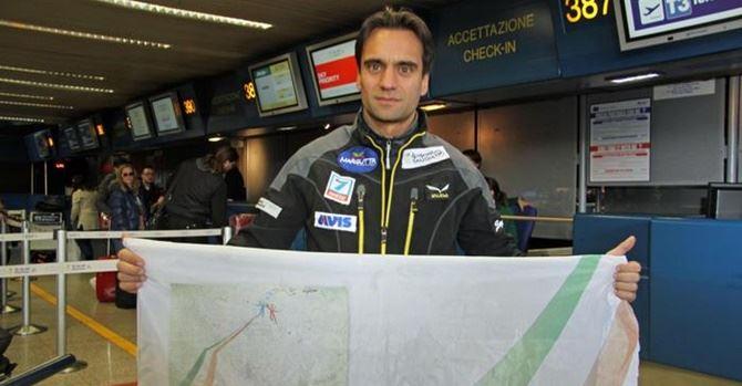 L'alpinista Daniele Nardi