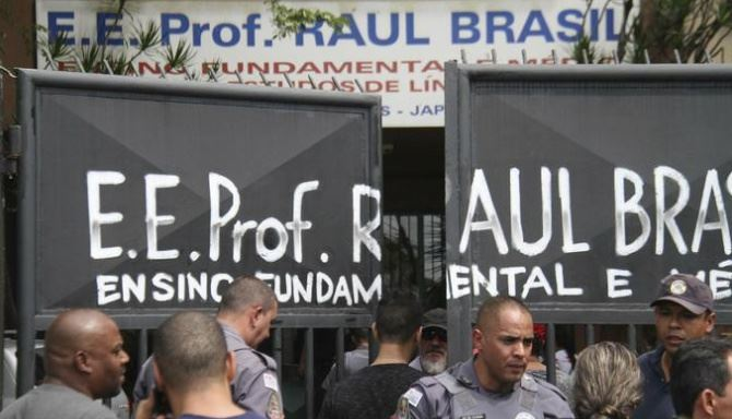 La scuola brasiliana, foto Ansa