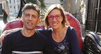 Le vittime dell'incidente a Porto Recanati (foto Ansa)