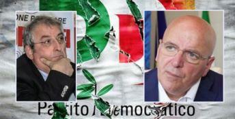 Ernesto Magorno e Mario Oliverio