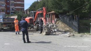 Cosenza, Orgoglio brutio: «La demolizione a Serra Spiga? Solo pubblicità»