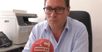 Nicola Bilotti, sindaco di Roccabernarda