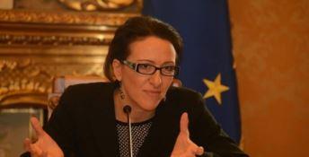 La senatrice Valeria Valente