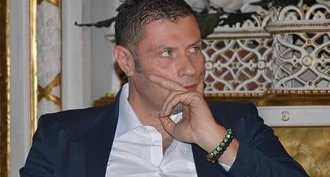Il candidato a sindaco Promenzio