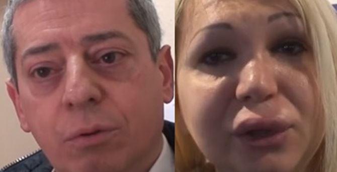 Alessio Sciarrone e Alessia Bausone