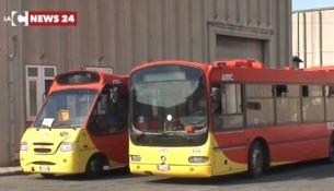 Bus a Catanzaro