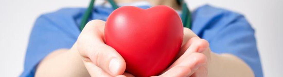 Un cuore in mano
