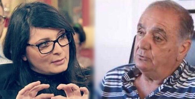Francesca Lagatta e Vincenzo Cesareo