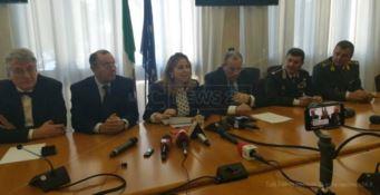 Il ministro Grillo: un deficit enorme che pagano i calabresi