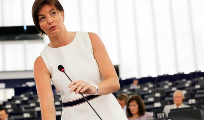 L'ex eurodeputata Lara Comi