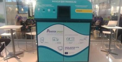 Rifiuti: ecco Smart bin, il bidone intelligente per la raccolta dei pannolini