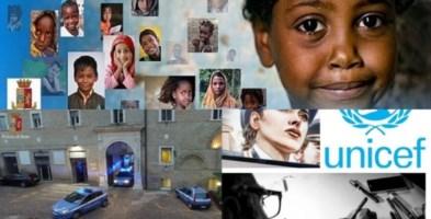 Calendario Polizia per Unicef, fondi destinati a migliaia di bambini