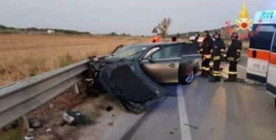 Tragico incidente sulla Bologna-Padova: morti padre, madre e bimba di 5 mesi