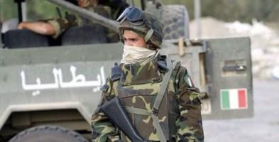 Attentato in Iraq contro militari italiani: cinque feriti, tre gravi