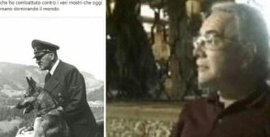 Prof universitario elogia Hitler sui social, il rettore: «Chiederò sospensione»