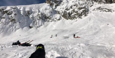 Valanga in Alto Adige, morte una donna e una bimba di sette anni