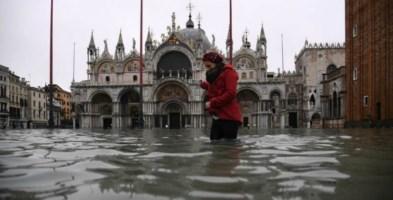 Venezia sott'acqua, dalla Russia 1milione di euro per salvare la città