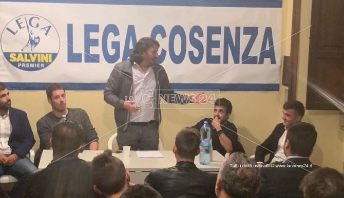 Incontro della Lega giovani a Cosenza