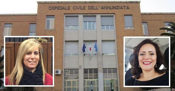 Giuseppina Panizzoli e Silvia Cumino