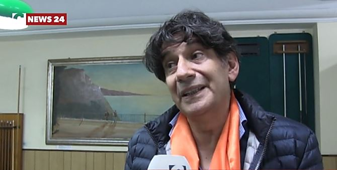 Regionali, Carlo Tansi