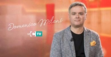 Domenico Milani, il gentleman del game show nella squadra di LaC Tv