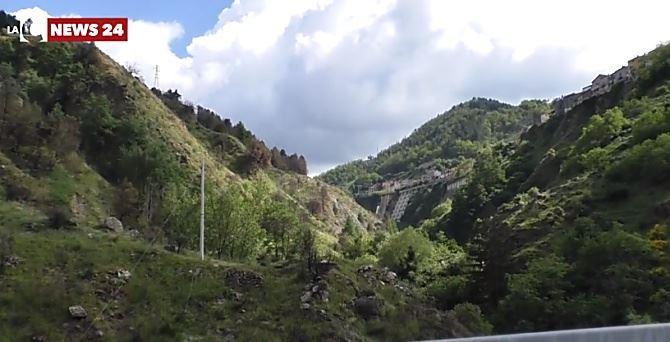 Valle del Trionto nel Cosentino