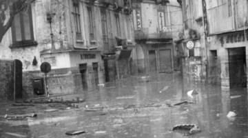 Cosenza, sessant'anni fa l'alluvione che ne cambiò la storia