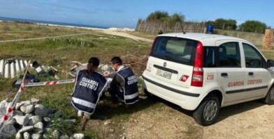 Discarica abusiva tra Nicotera e Rosarno