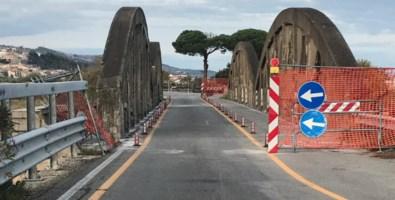 Trebisacce, dopo mesi di attesa riapre il ponte sul Saraceno