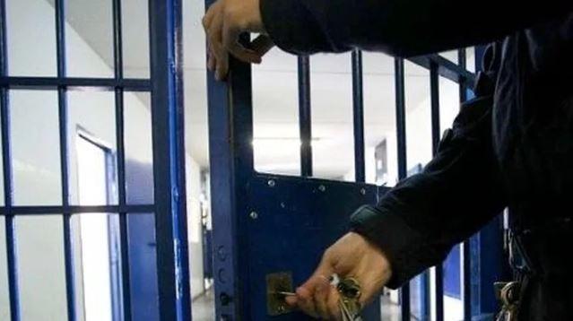 Immagine interne di un carcere