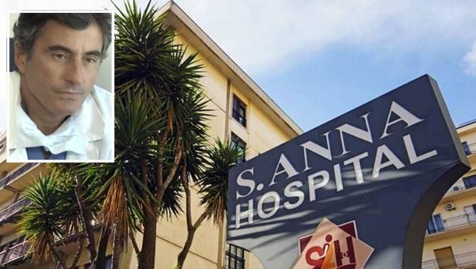 Sant'Anna Hospital, il dottor Maselli