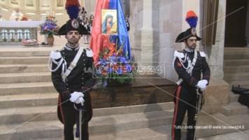 Cosenza, l'Arma dei carabinieri celebra la patrona Virgo fidelis