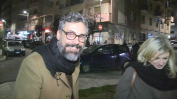 Il cantante Brunori