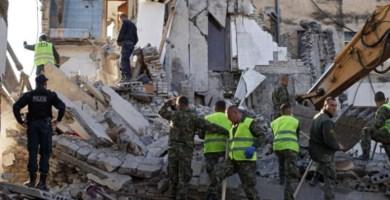 Terremoto in Albania, ancora scosse. Si aggrava bilancio: 49 morti e 750 feriti