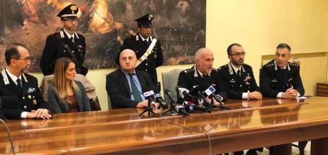 Esplosione cascina nell'Alessandrino, conferenza stampa
