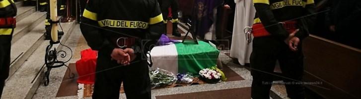 Funerali a Reggio di Nino Candido