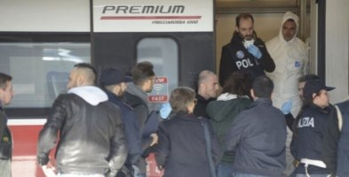 Accoltellata su Frecciarossa, grave donna: aggressore è calabrese