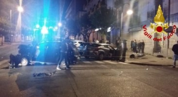 Incidente a Cosenza