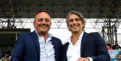 Ugo Pugliese e Giuseppe Frisenda