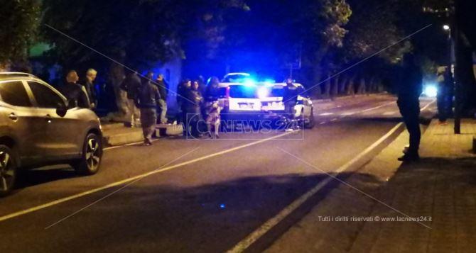 Incidente mortale a Reggio