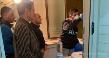 Malviventi in casa di Klaus Davi, forse cercavano appunti e documenti