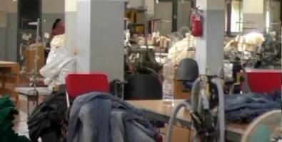 Teneva segregati 43 operai: arrestato imprenditore nel Napoletano