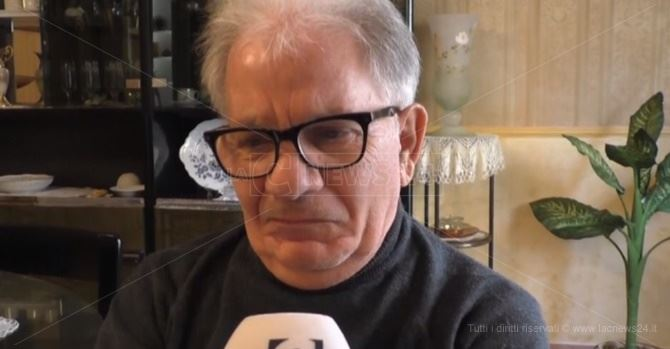 Gregorio Piperno, padre di Stefano